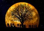 Szerepeink és a Hold